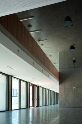 Foyer de Entrada - Bloco Central