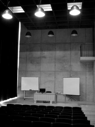 Vista do Auditório