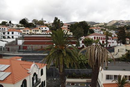 Integração da Ampliação na Paisagem Cultural do Funchal