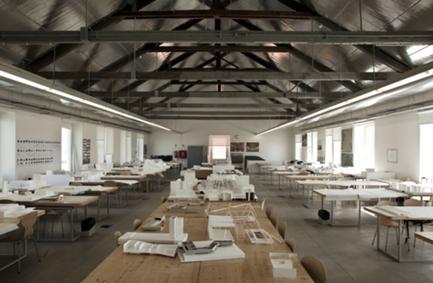 Ateliers de Arquitectura/ Edifícios Existentes