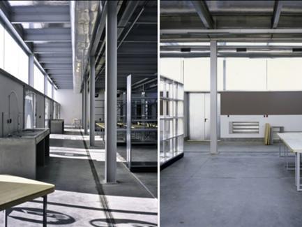 Ateliers de Pintura e Escultura/ Edifícios Novos