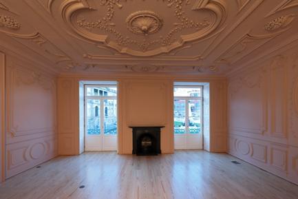Sala do Apartamento T2