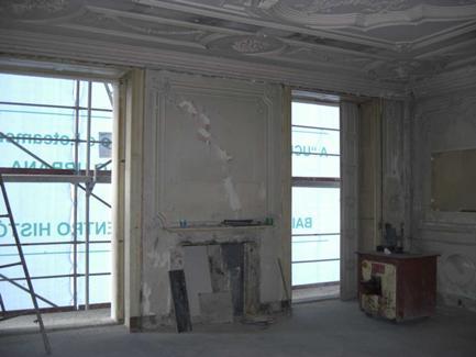 Sala do Apartamento T2 - existente