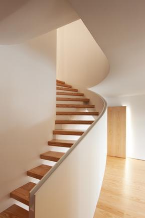 Escadas no Interior do Duplex