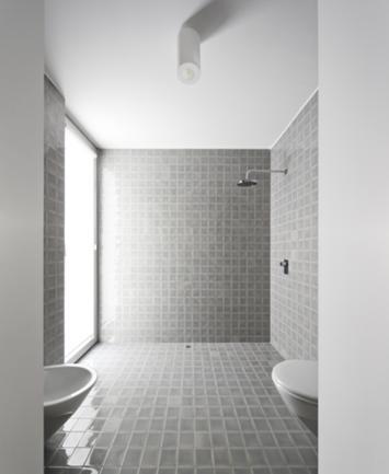 Vista da Casa de Banho