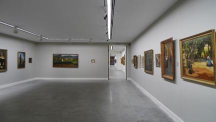 Sala de exposição (P0)
