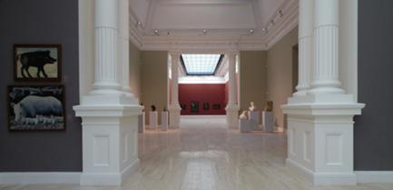 Sala de exposição (P1)