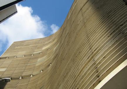 Edifício Copan, Oscar Niemeyer, 1966