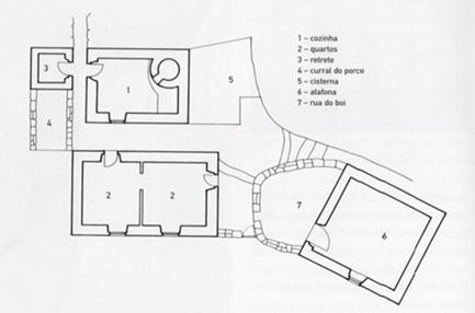 """Imagem do Livro """"Arquitectura Popular dos Açores"""""""