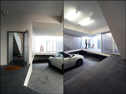 Vistas da Garagem
