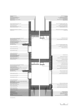 Corte Construtivo