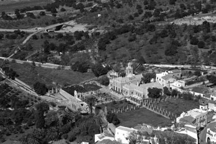 Palácio de Estói (Situação Anterior)