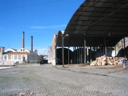 Edifício de Produtos Acabados da Fábrica Robinson