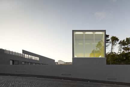 Edifício da Associação de Estudantes e Sala de Reflexão