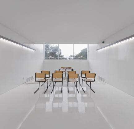 Sala de Reflexão: Interior