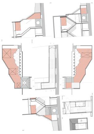 Pormenor: Escada de Acesso