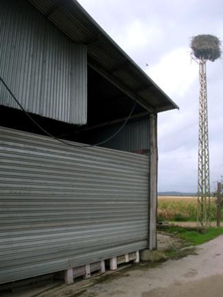 Instalações Agrícolas no Vale do Mondego